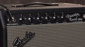 Fender hand-wired '64 Custom Princeton Reverb