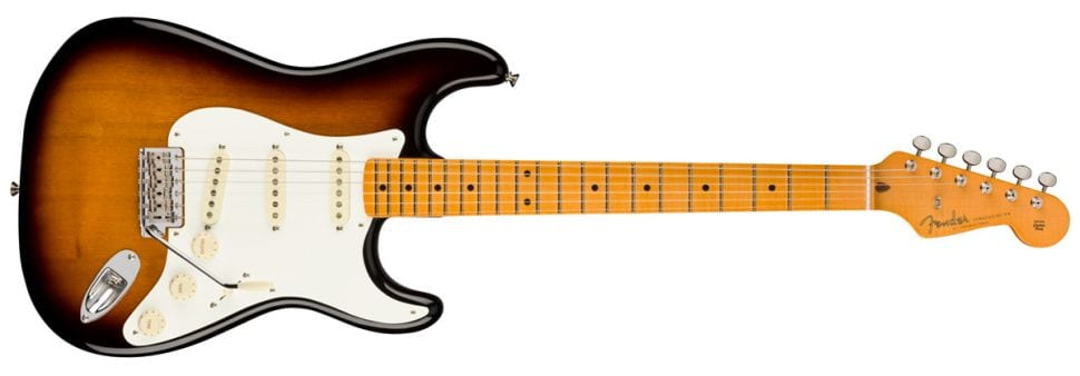 Fender Eric Johnson 'Virginai' Signature Stratocaster