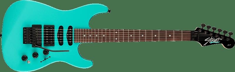 Fender HM2 Strat reissue limited edition