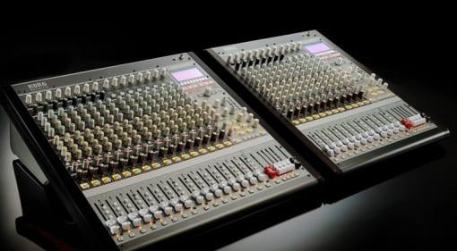 korg soundlink mixers