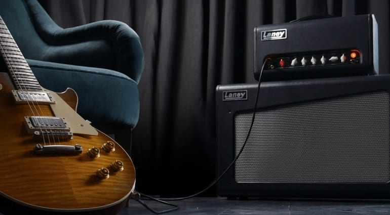 Laney Cub-Super new amp range for 2020