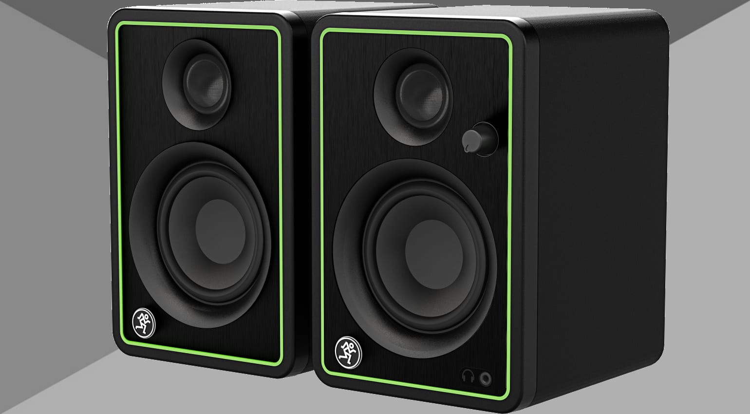 Mackie CR-X bluetooth monitor speakers