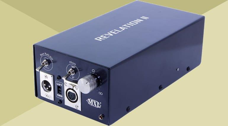 mxl revelation 2 power supply