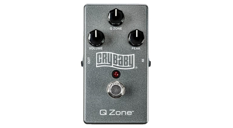 MXR Crybaby Q Zone Fixed Wah
