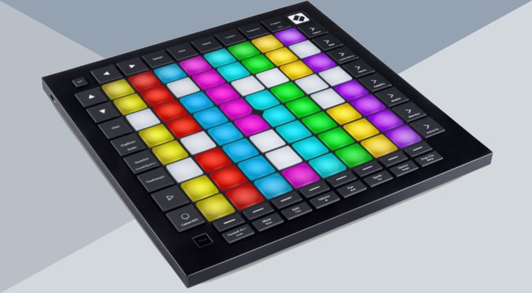 novation launchpad mk3 front