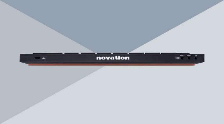 novation launchpad mk3 side