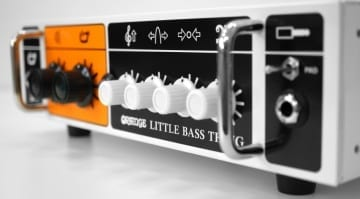 Orange Little Bass Thing 500 watt bass amp