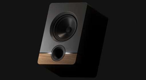 Output monitor speakers