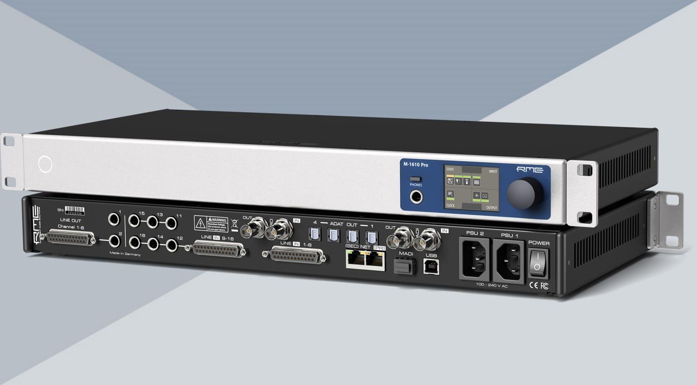 RME M1610 Pro