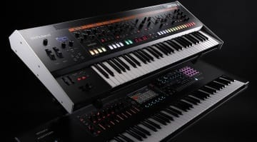 Roland Jupiter-X and Fantom