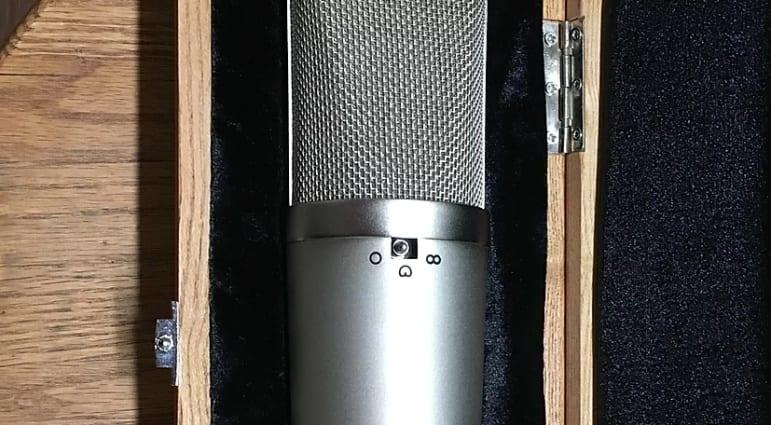 serrano audio k87