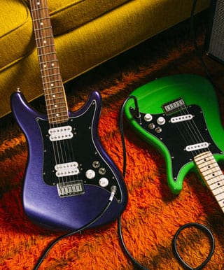 Fender Lead II and III Player Series