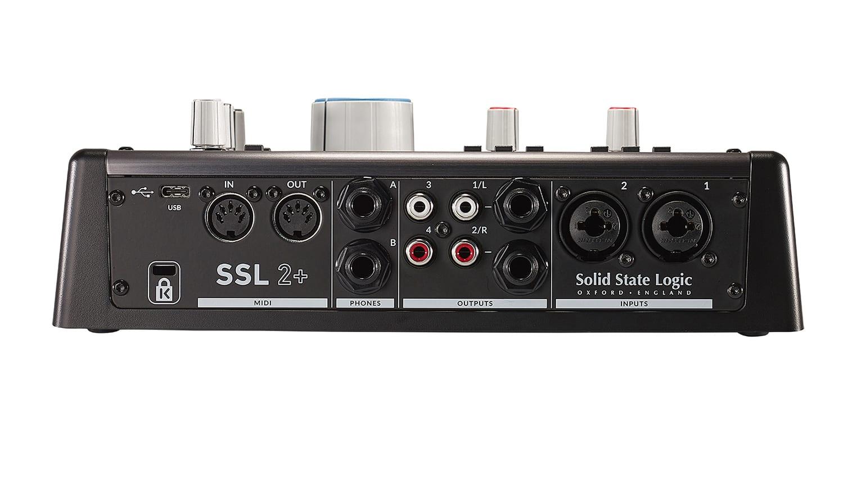 SSL 2+ audio interface