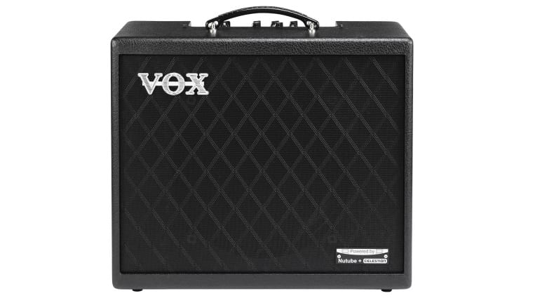 Vox Cambridge 50 combo with NUTube and VET technology