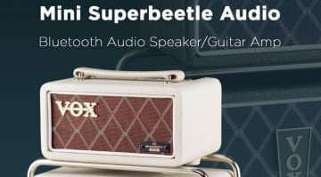 Vox Mini SuperBeetle Audio