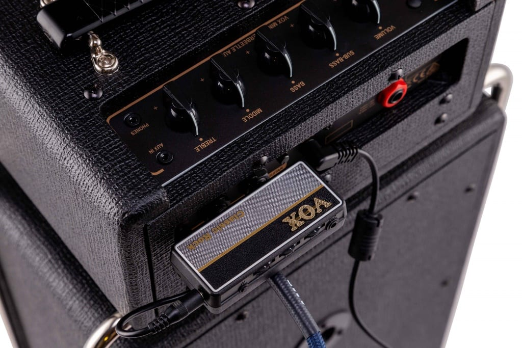 Vox Mini SuperBeetle Audio and AmPlug