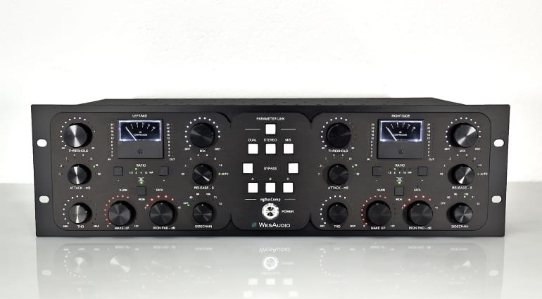 WesAudio ngBusComp