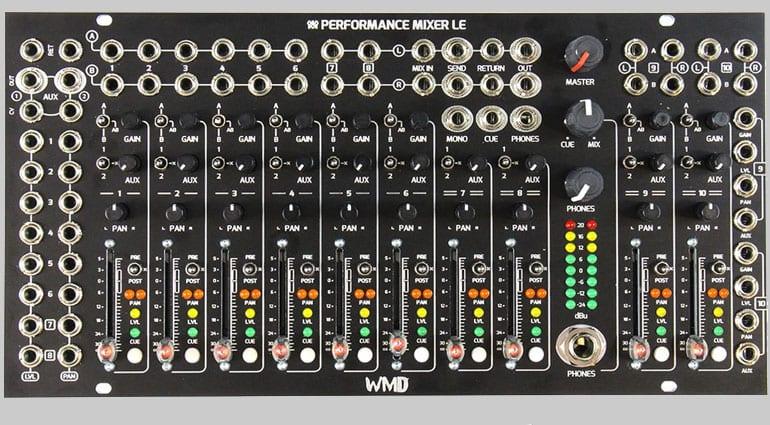 WMD Performance Mixer LE