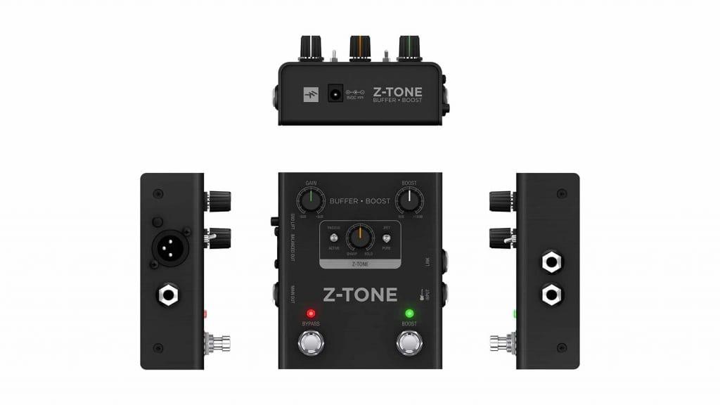 IK Multimedia Z-TONE buffer and boost