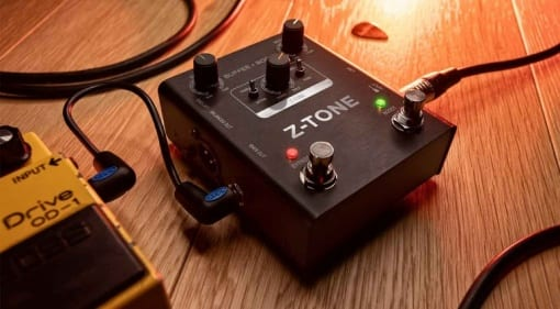 IK Multimedia Z-TONE buffer and boost