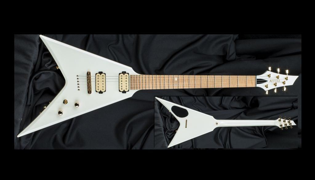 Kiesel Guitars Ultra V