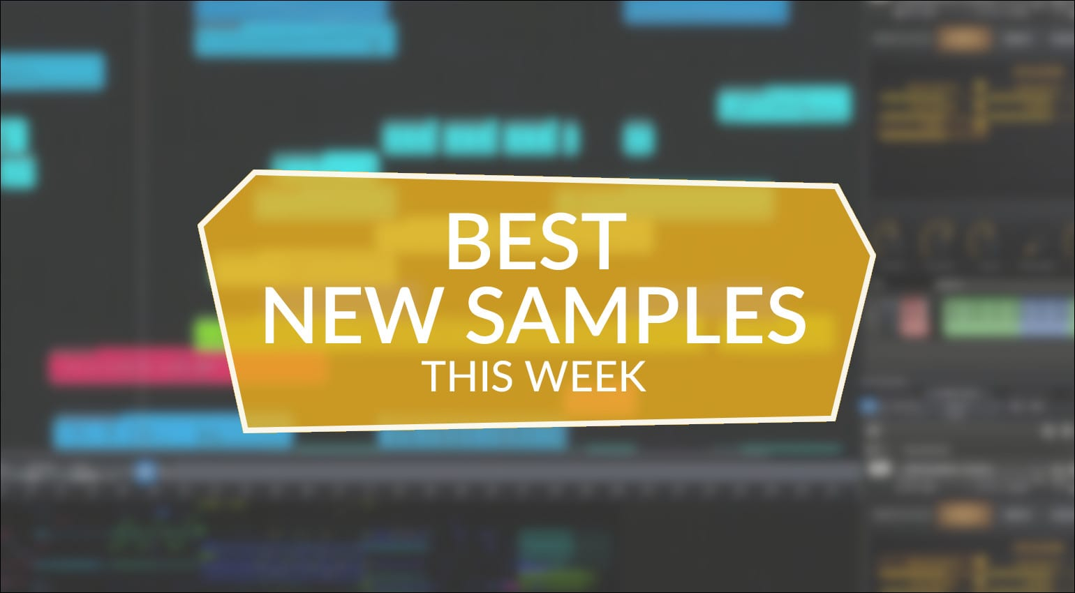 Best Sample Packs This Week: 808s, Chinese strings, rave sounds, virtual bass