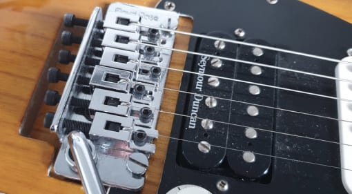Demystifing the trem- Set up your floating tremolo system, fast and easy