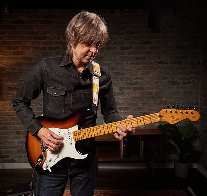 Eric Johnson Virginia Stratocaster