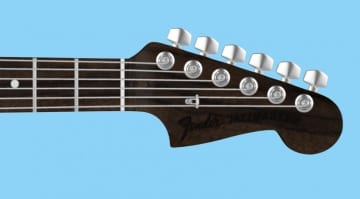 Fender Mod Shop adds rosewood neck option to the range
