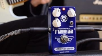Mad Professor FUZZ32 limited edition pedal