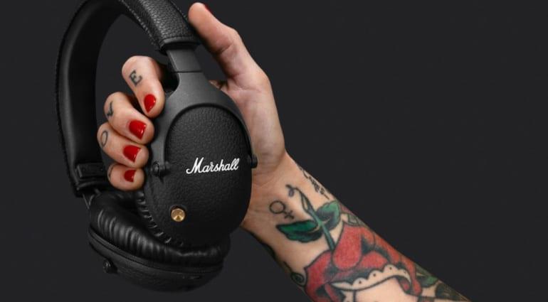 Marshall Monitor II ANC noise cancelling headphones