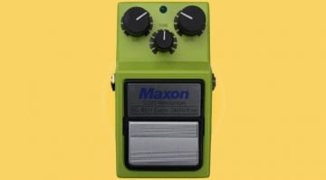 Maxon Scott Henderson SD-9SH Sonic Distortion - The best distortion in the world?