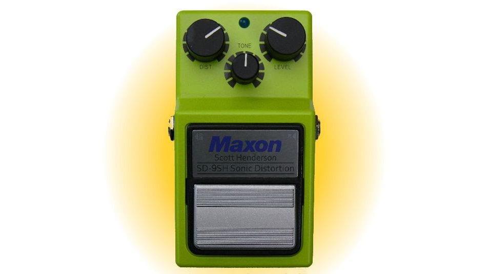 Maxon Scott Henderson SD-9SH Sonic Distortion