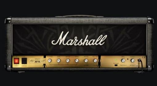 Softube Marshall Kerry King signature amp The Beast
