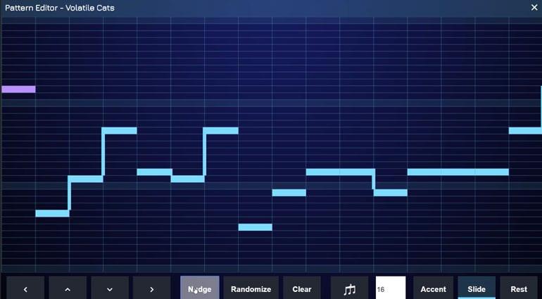 AudioPump TD-3 Pattern Tool