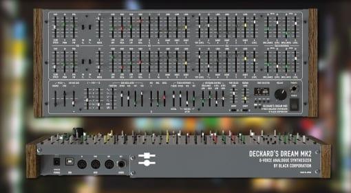 Black Corporation Deckard's Dream Mk2