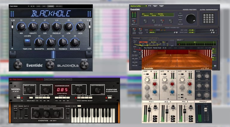 Eventide plug-in deals