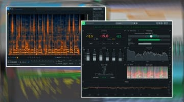 iZotope RX7 Elements and Insight 2