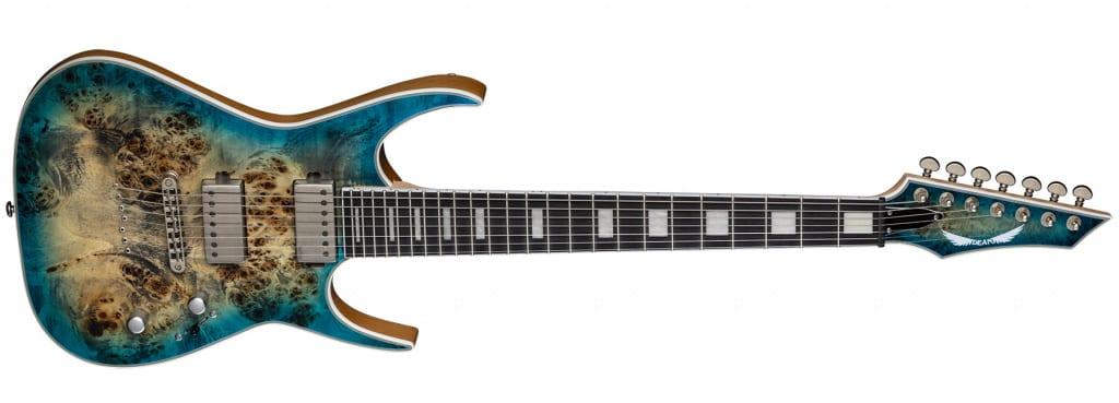 Dean Exile Select Series Guitars