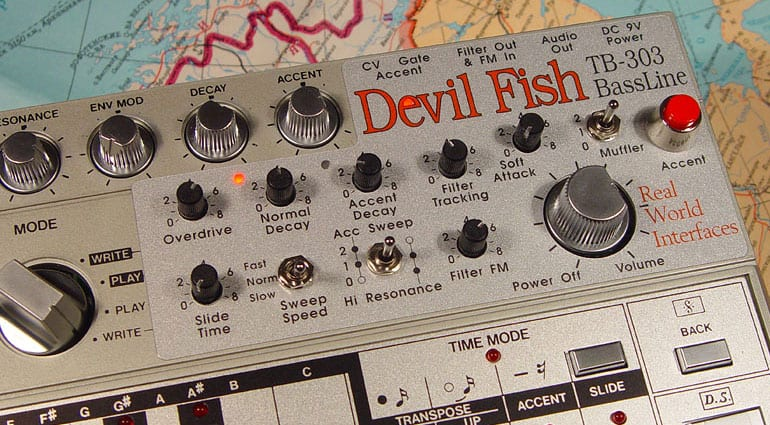 Real World Interfaces Devil Fish mod