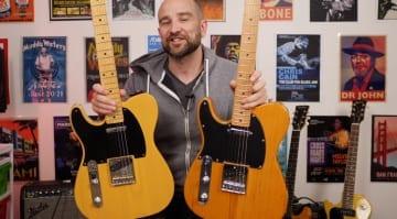 Harley Benton vs Fender