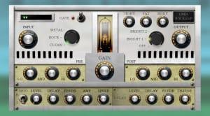 Linda Audio Rock Amp
