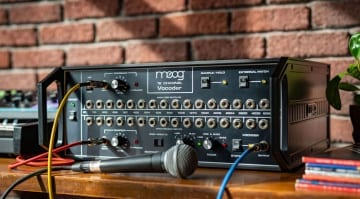 Moog 16 Channel Vocoder