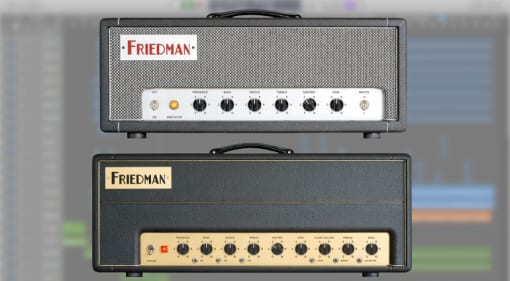 Plugin Alliance Friedman BE-100 and Dirty Shirley