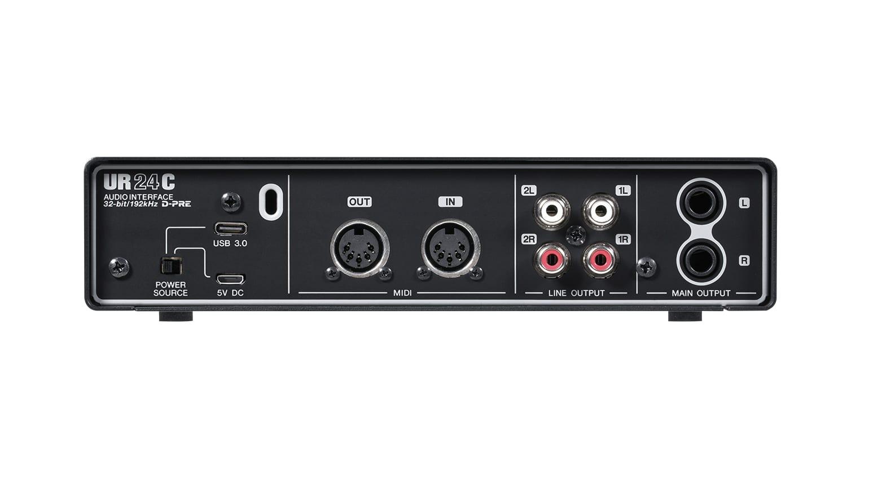 Steinberg UR24C audio interface