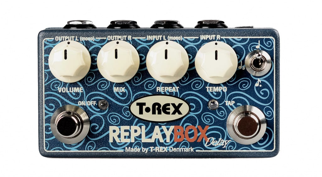 T-Rex Replay Box Stereo Delay
