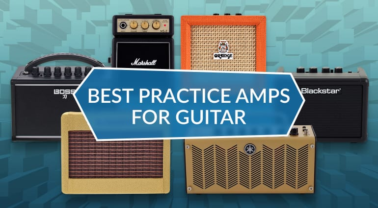 Best Mini Amps for Guitar Practice