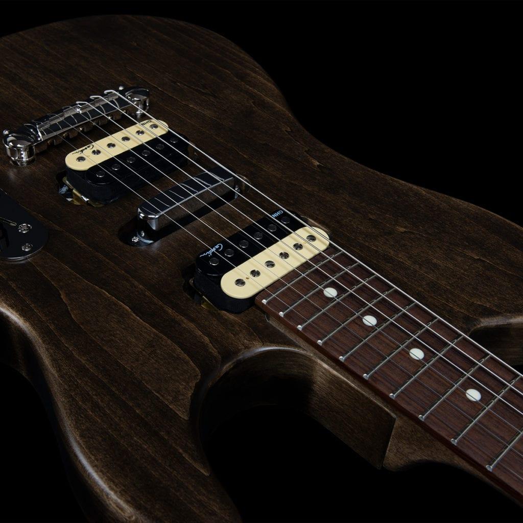 Godin Guitars Radium Carbon Black