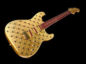 Fender Faberge Coronation Stratocaster