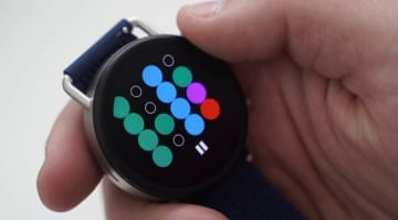Android Wear drum machine